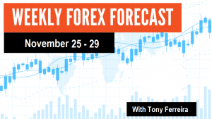 Weekly Forex Forecast: 25 - 29/11/2019