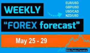 Forex Forecast: 25 - 29/05/2020