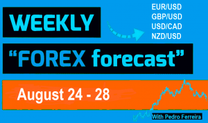 Forex Forecast: 24 - 28/08/2020