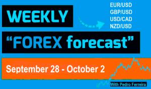Forex Forecast: 28/09 - 02/10/2020