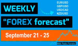 Forex Forecast: 21 - 25/09/2020