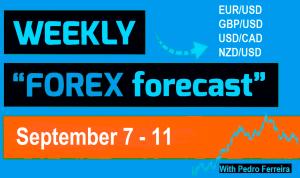Forex Forecast: 07 - 11/09/2020