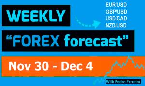 Forex Forecast: 30/11 - 04/12/2020